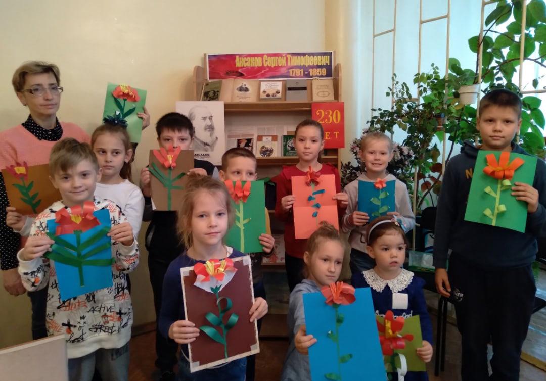Read more about the article «АЛЕНЬКИЙ  ЦВЕТОЧЕК»